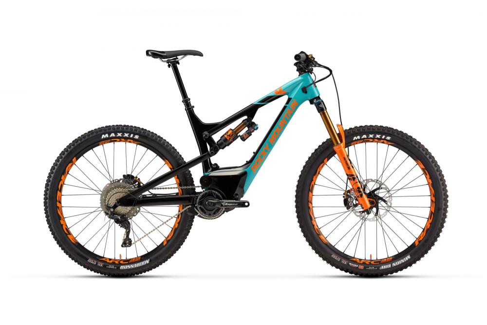 Rocky Mountain Altitude Powerplay Carbon 90 Rally Edition