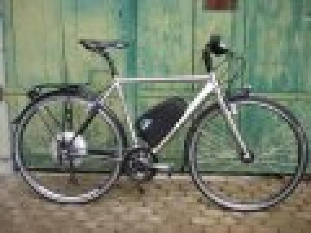 60 km avec le vélo club de Nyon en Bionx Pl500HS