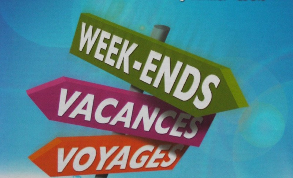 Vacances annuelles en juillet !