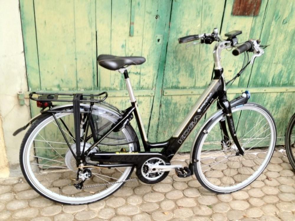 Nouveau Modèle 2012 : Koga E-Limited - La Rolls !