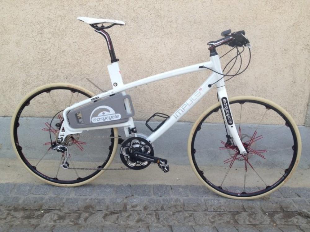 Qui a dit qu'un vélo électrique n'était pas joli ?