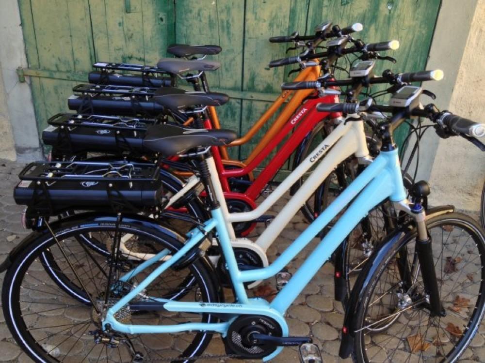 Du choix et des couleurs chez Easycycle !