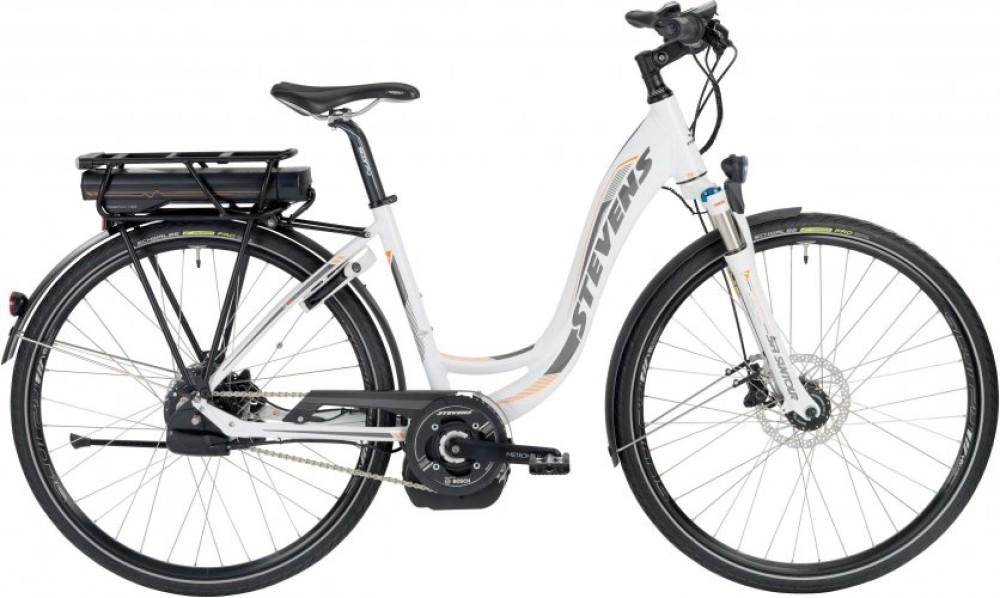 Stevens E-Caprile - Le vélo électrique AUTOMATIQUE !