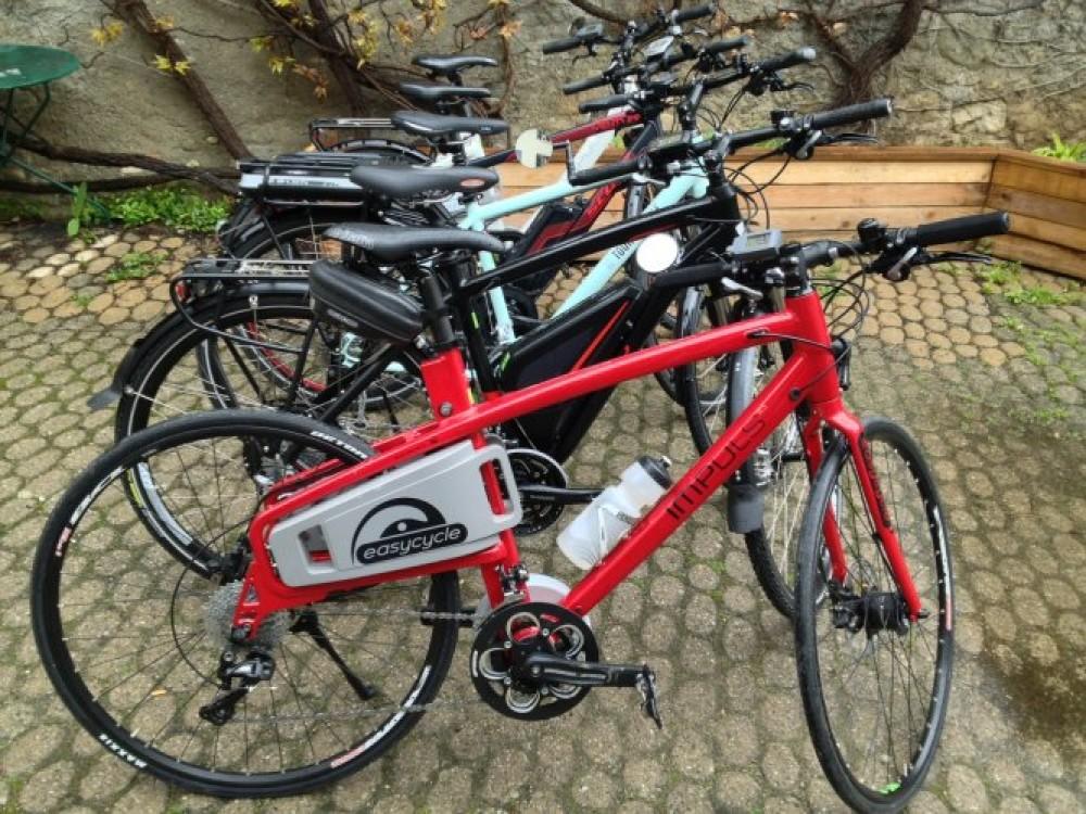 Vélos électriques rapides - 8 marqures - 6 systèmes électriques différents chez Easycycle !