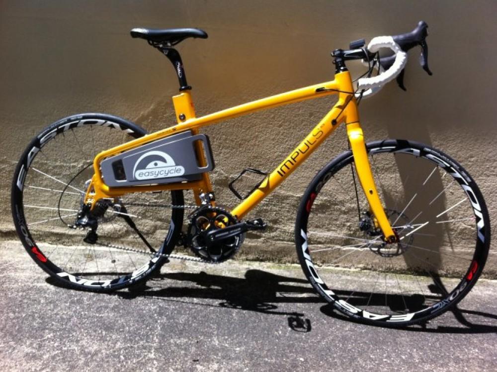 De plus en plus beaux les vélos électriques !