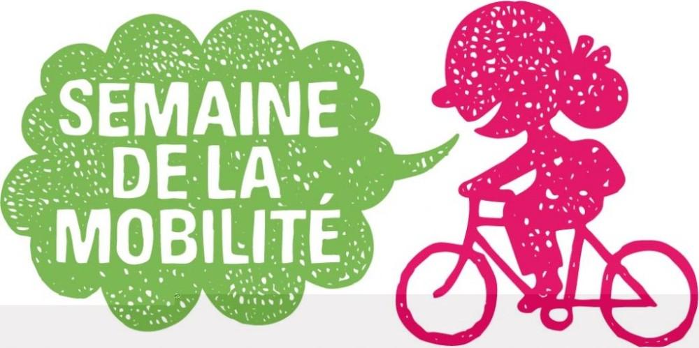 Septembre : Mois de la mobilité !Venez nous voir dans différentes communes !