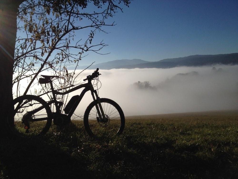 Restez au dessus du brouillard avec Easycycle !