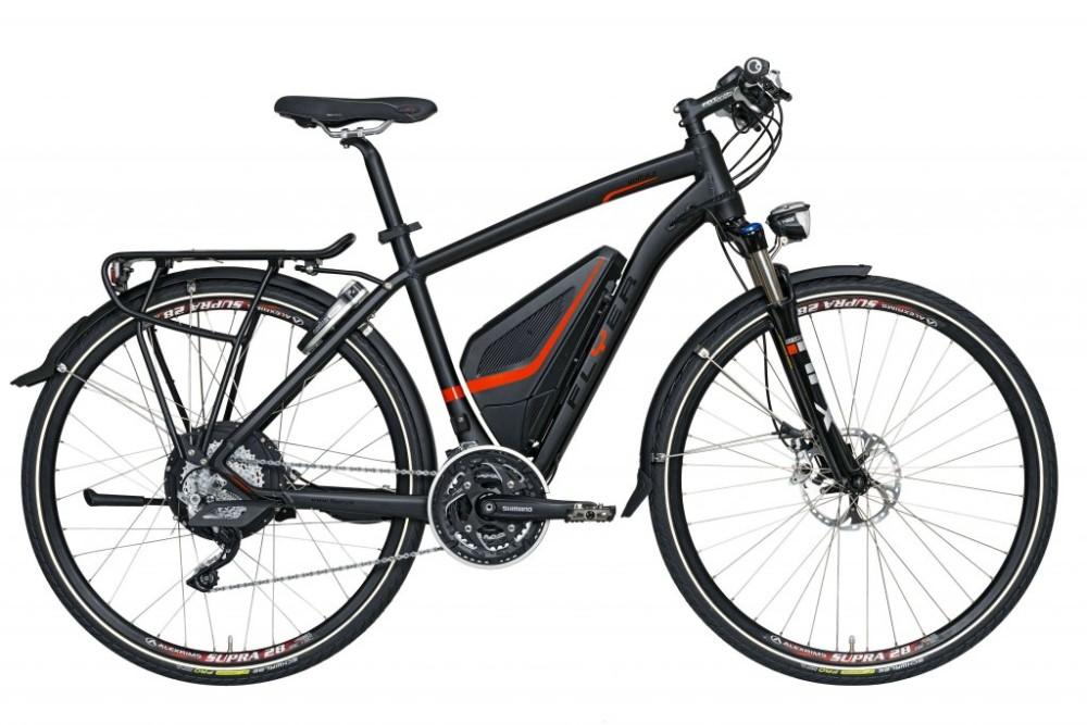 Flyer Vollblut 500w 2014, la référence du vélo électrique rapide !