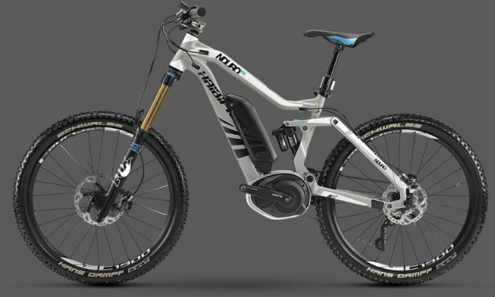 Un vélo électrique de descente ??? mais oui, bien sur !!!