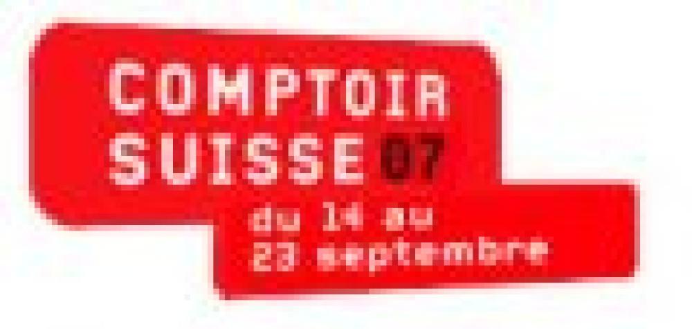 Venez nous retrouver au Comptoir Suisse!