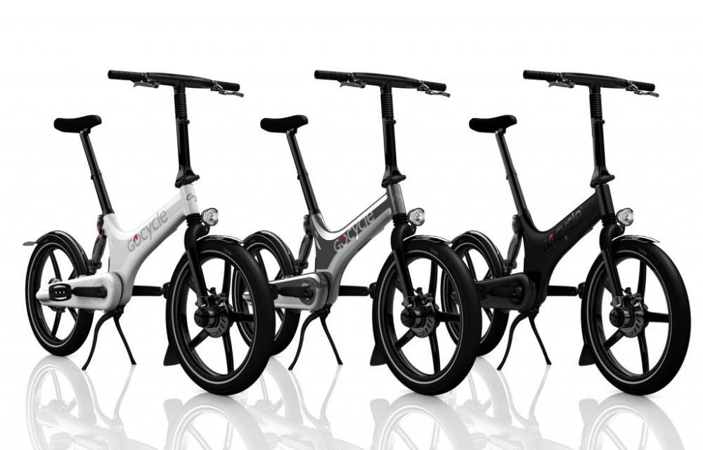 Gocycle : Design, High tech, léger et pratique