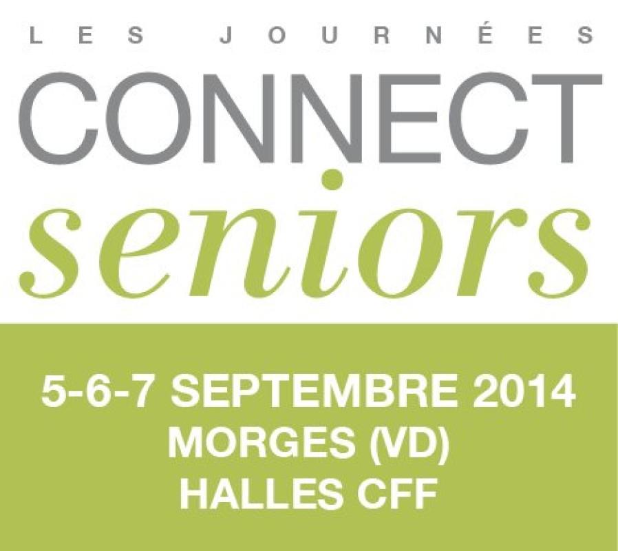 ENORMES PROMOTIONS aux Journées Connect Seniors à Morges !