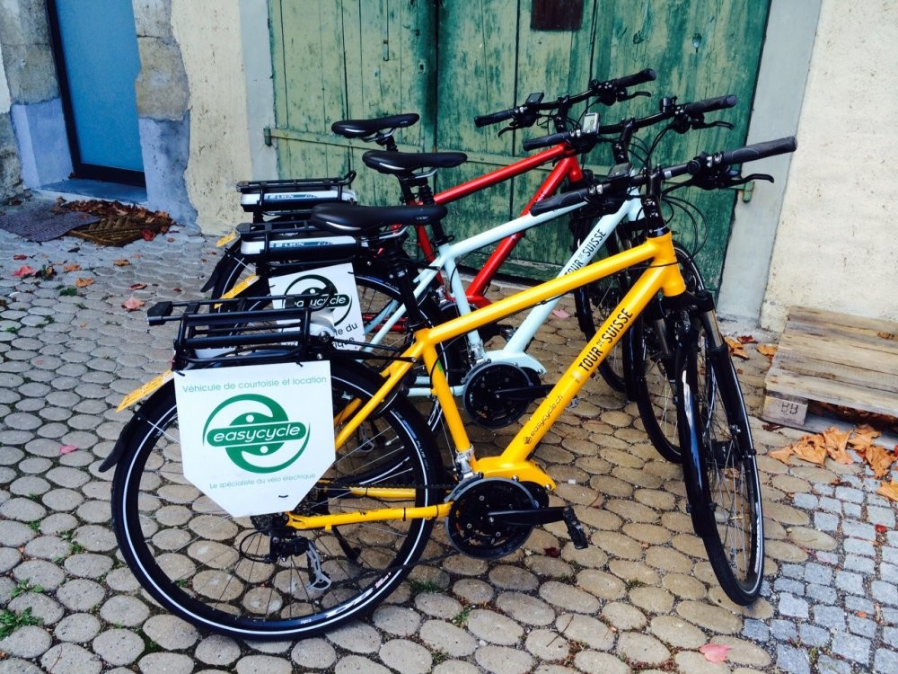 TDS MPF - 3 vélos 45 km/h à Chf. 1'800.- au lieu de Chf. 3'500.-