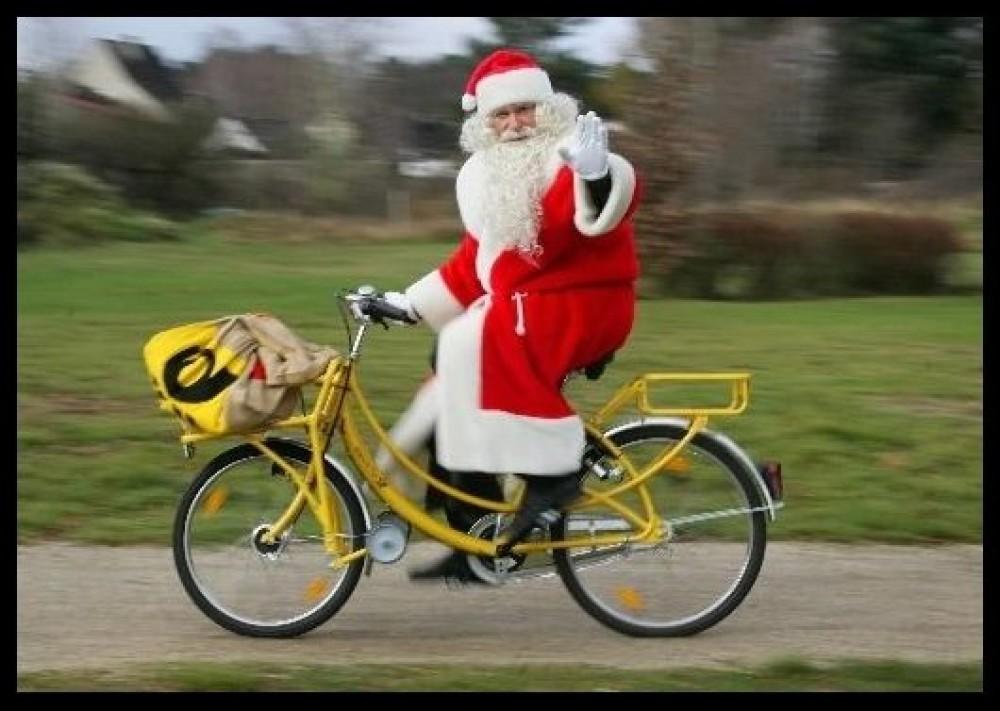 Vacances de fin d'année pour Easycycle - retour le 6 janvier
