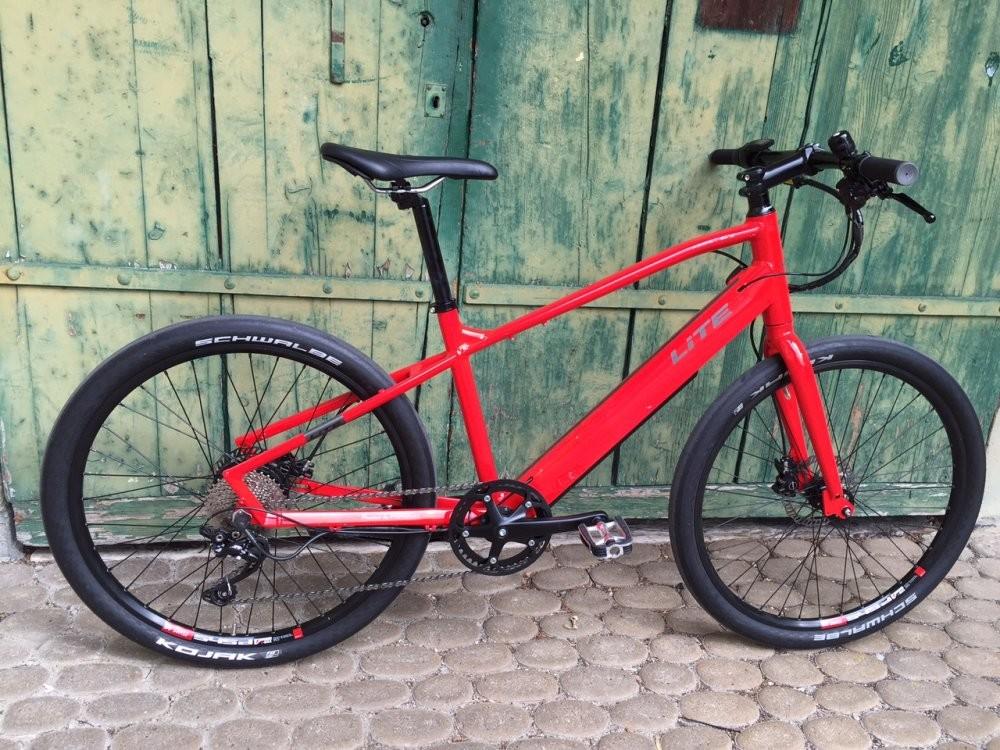 Pro-Movec Lite 1.0 - Motorisation discrète pour un vélo sportif et léger !
