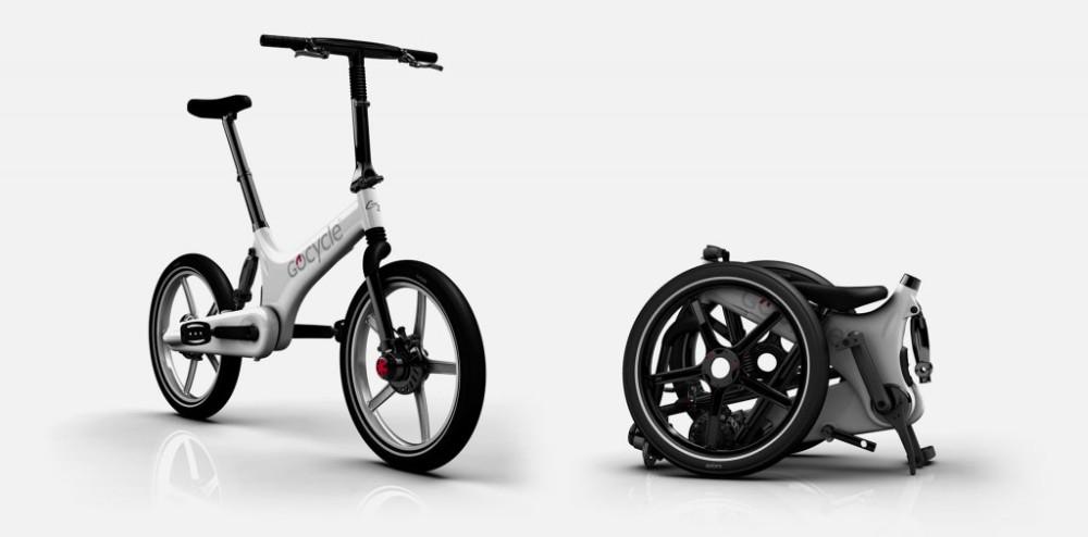 Gocycle - un petit bijou de technologie et un design parfait !