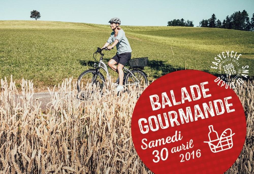 Balade Gourmande - 30.04.2016 - Les inscriptions sont ouvertes !