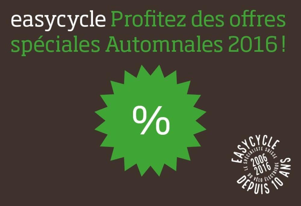 Catalogue Easycycle Automnales est en ligne !