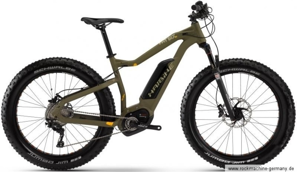 Black Friday - Haibike XDURO FatSix RX 26