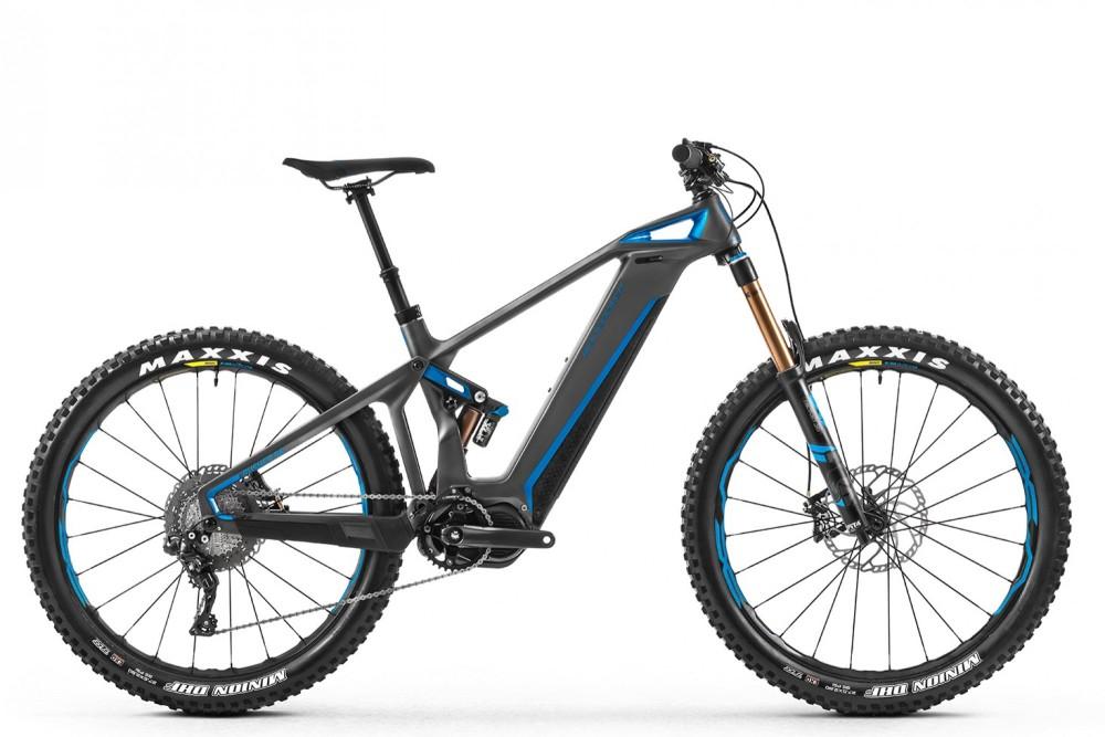 Nous avons reçu le Mondraker e-Crusher RR ! Premier E-Mountain Bike tout suspendu TOUT carbone