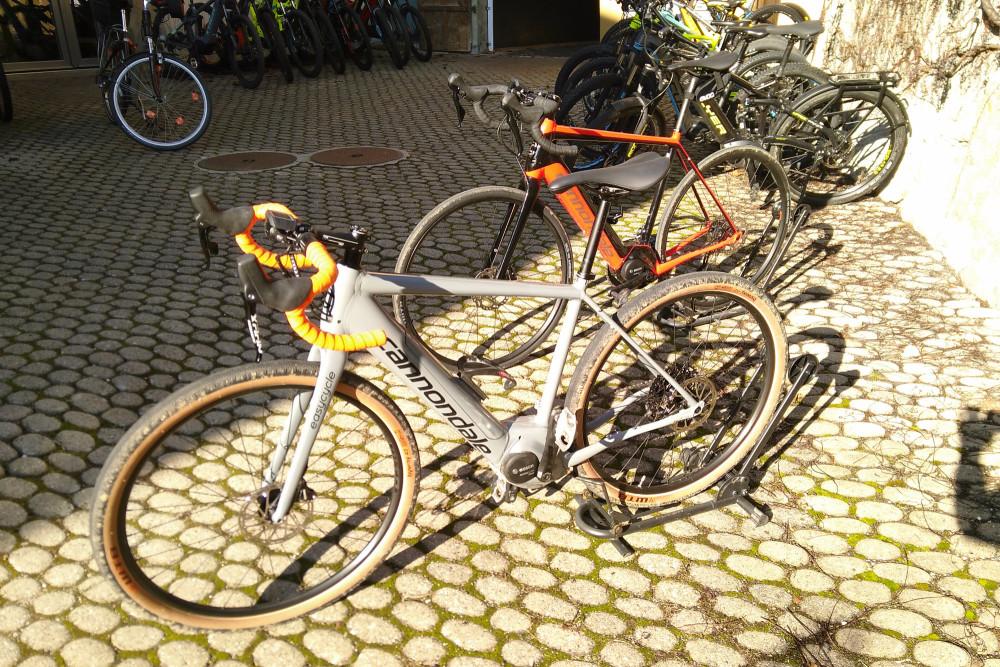 Le soleil est là, les vélos à tester aussi !